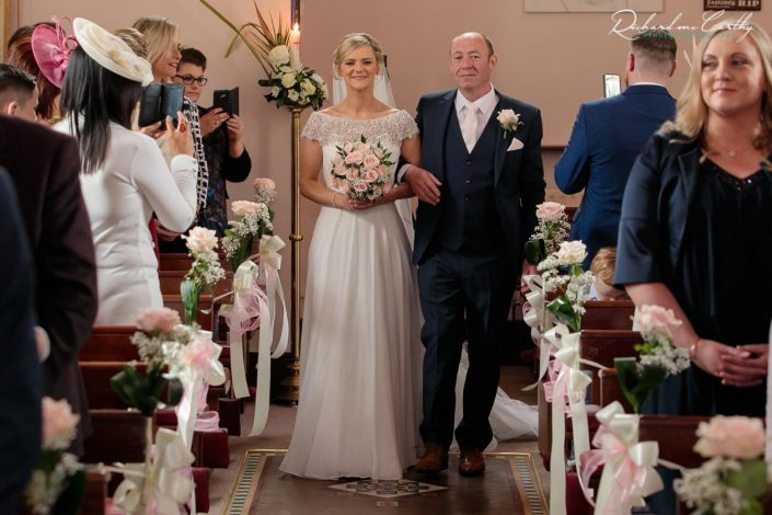 wedding florist ireland